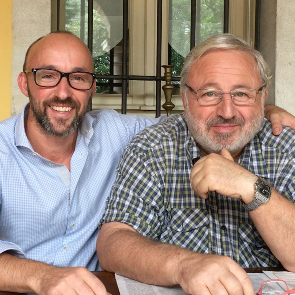 Luca e Renzo Baratti